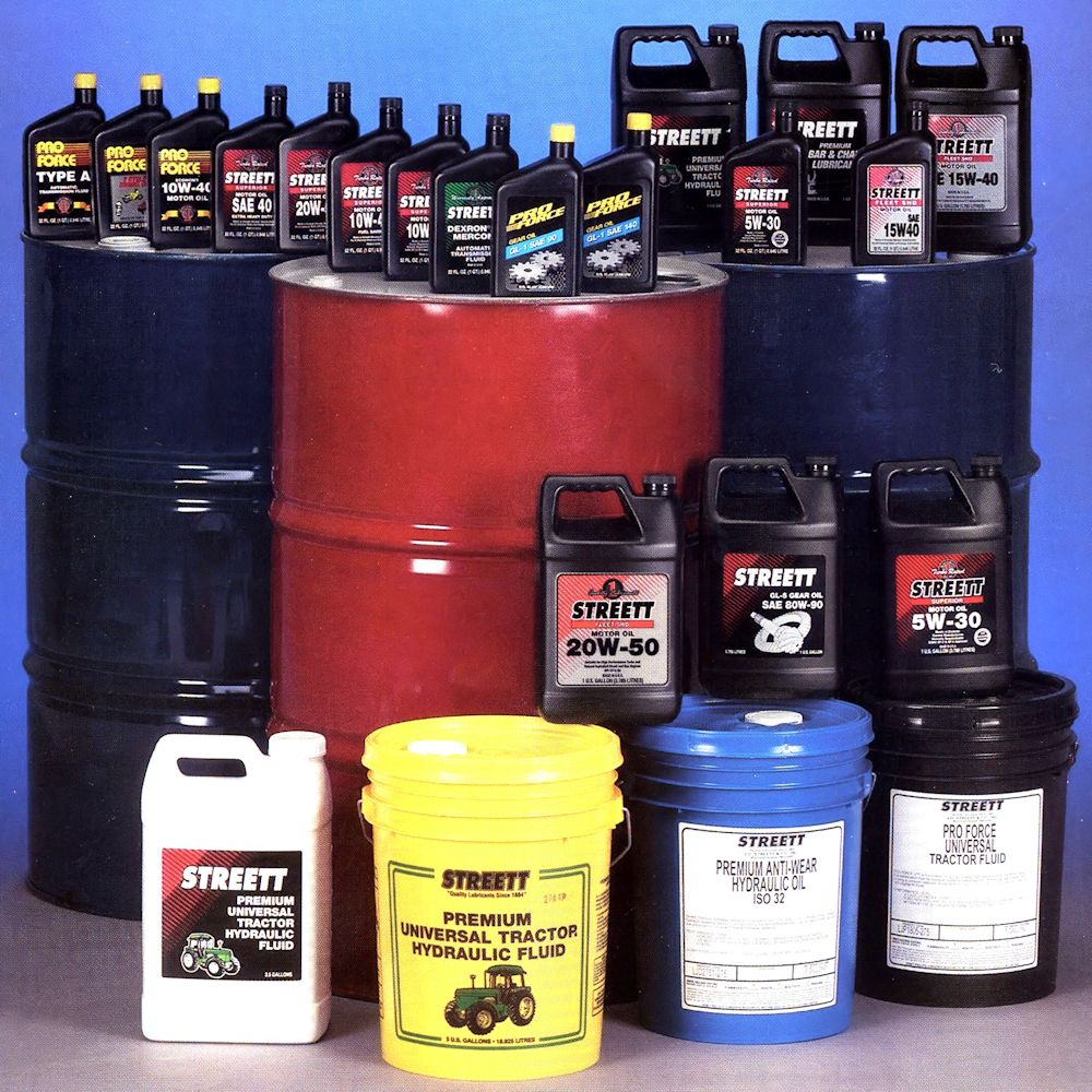 Quality Petroleum Products